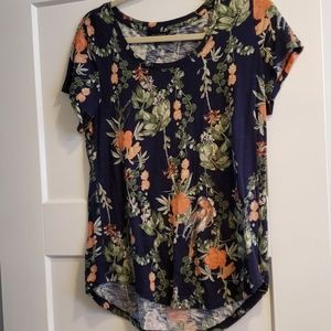 Short sleeve top Lucky Brand